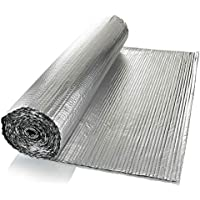 SuperFOIL General Purpose Wrap – 1 M x 7 m – DIY Papel de aluminio aislamiento