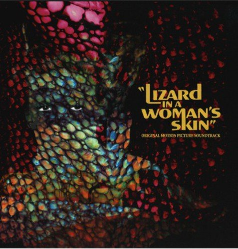 A Lizard in a Woman's Skin (2LP/180g/Colour/Poster) [Vinyl LP]