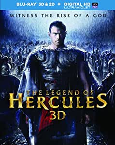 Legend of Hercules  (Region A) (US Import) (Blu-ray)