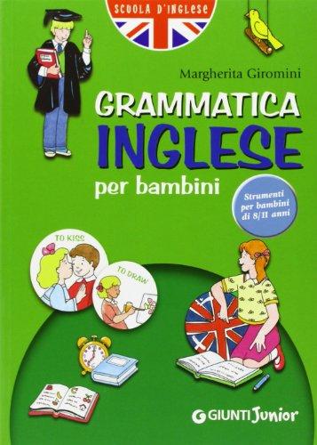 Grammatica inglese per bambini 2006