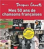 """Afficher """"Mes 50 ans de chansons françaises"""""""