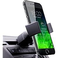 CD Slot supporto da auto per cellulare, jmday One Touch Universale rotazione di 360gradi Supporto da auto per Iphone7/7PLUS 6S/6Plus/5S/5/4S, Samsung GalaxyS7, S6, S6Edge, S5, S4, Galaxy Note 5/4/3, LG, Sony, Huawei HTC Moto smartphone, GPS