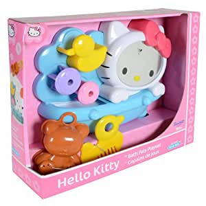 Hello Kitty Kids Bath Pals Play Set