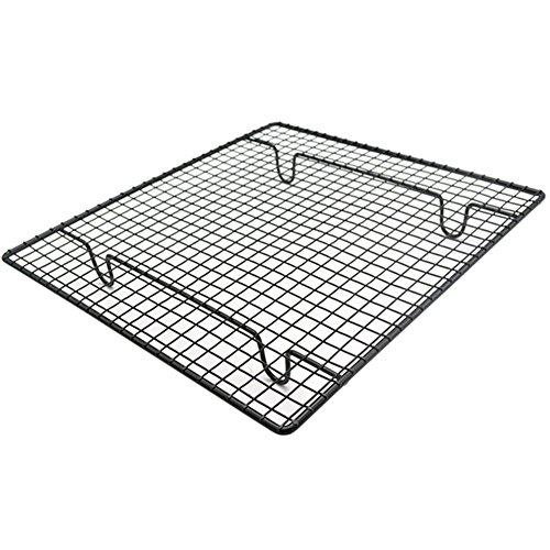 2x Demarkt Abkühlgitter Backofenrost Kuchenauskühler Grillrost Bratrost Edelstahl 26 X 23 X 3cm