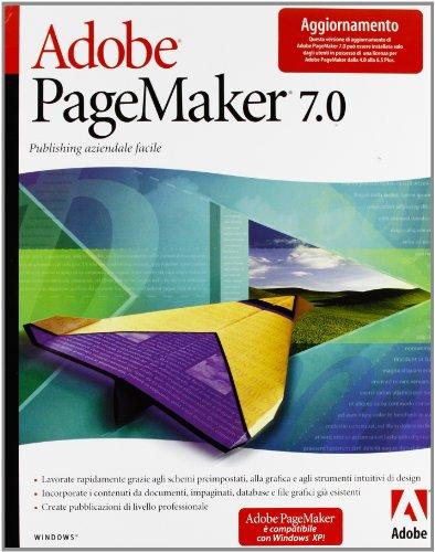 PageMaker Plus 7.0.2 windows Italian Upgrade