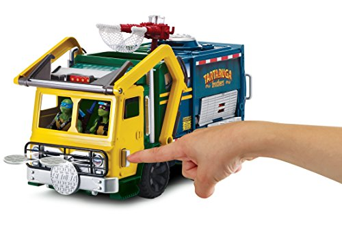 Tmnt - Tuv05 - Movie 2 - Camion De Combats