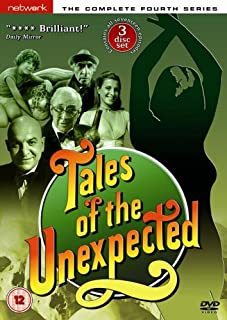 Tales Of The Unexpected - The Complete Fourth Series [DVD] (B000NTPCLA)   Amazon price tracker / tracking, Amazon price history charts, Amazon price watches, Amazon price drop alerts