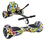 SmartGyro X2 UL + GO KART PACK STREET - Patín eléctrico X2 UL ( Hoverboard...