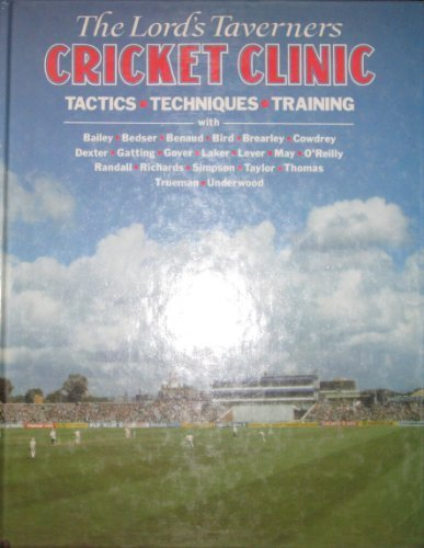 Lord's Taverners' Cricket Clinic (A Graham Tarrant book)