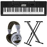Casio CTK-3200 Keyboard SET inkl. Ständer + Kopfhörer