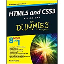 HTML5 and CSS3 All-in-One For Dummies by Andy Harris (2014-01-07)