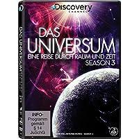 Das Universum - Eine Reise durch Raum und Zeit, Staffel 3