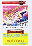 El Príncipe Estudiante (The Student Prince) - Edición Limitada (Versión Original Subtitulada) [Import espagnol]