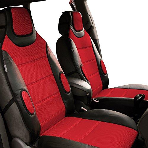 FH-GROUP-fb202red102-anteriore-pignone-seduta-in-similpelle-cuscino-imbottito-colore-rosso-numero-2