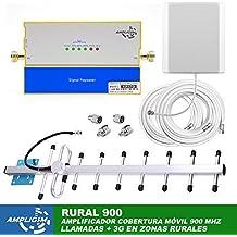 Amplificador Cobertura MÓVIL Zonas Rurales Aldea 900 (Rural ...