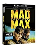 Locandina Mad Max - Fury Road 4K UHD (Blu-Ray)