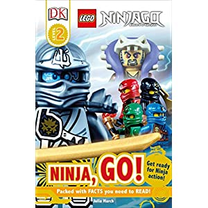 Ninja, Go! 8 spesavip