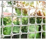 Arrampicata for bambini Net, giochi Alberi Sottotetto Balcone Scale for bambini rete di sicurezza for animali domestici, Arrampicata for bambini Corda, Ringhiera recinto decorazioni Net, rimorchio del