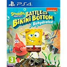 Spongebob SquarePants: Battle for Bikini Bottom - Rehydrated - - PlayStation 4