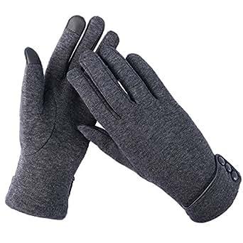 aibrou touchscreen handschuhe damen winterhandschuhe. Black Bedroom Furniture Sets. Home Design Ideas