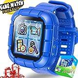 TURNMEON Jeu Enfants Montre Intelligente Smart Watch pour Enfants Garçons Filles...