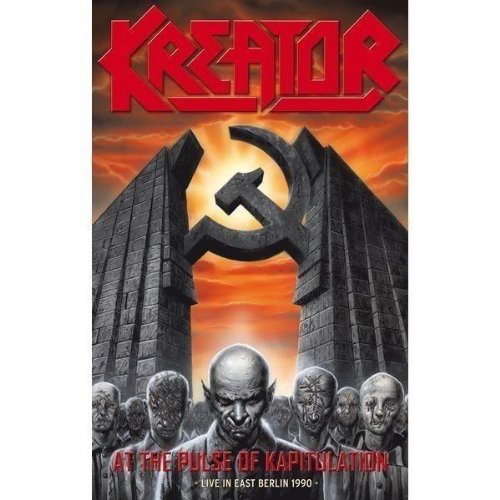 Kreator - At the Pulse of Capitualtion: Live in East Berlin 1990 (+ Audio-CD) [2 DVDs]