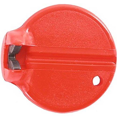 CYCLUS TOOLS Nippelspanner 3,2 mm - Kunststoff, rot