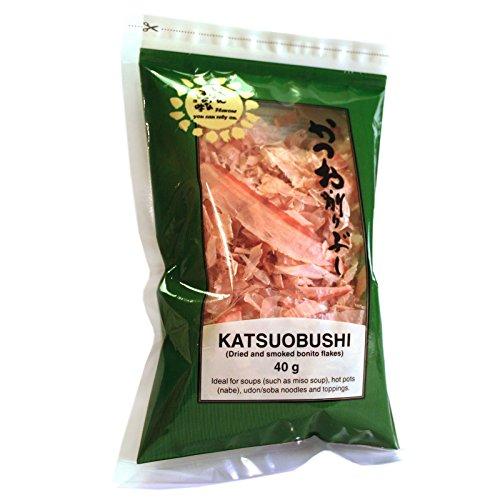 40g Katsuobushi Bonito Flocken
