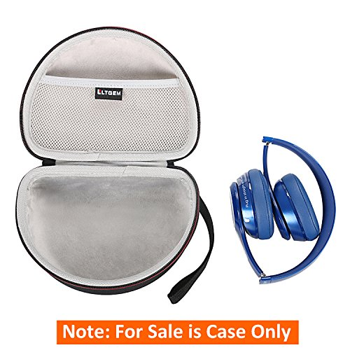 LTGEM EVA Hard Case Travel Carrying Pouch Cover Storage Bag für Beats by Dr. Dre Solo2/Solo3 Wireless On-Ear Kopfhörer Headphones - 2