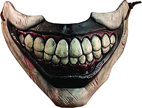 American Horror Story Adult Costume Face Mask Twisty the Clown