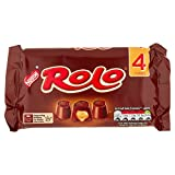 Rolo Chocolate Bars, 4 x 52g