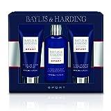 Baylis & Harding Männer Sport Citrus Lime und Mint Grooming Trio, 1 Stück