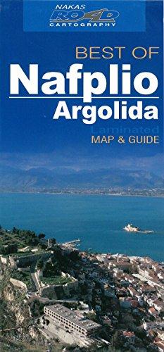 Nafplio - Argolida Best of 2017 por Road Editions
