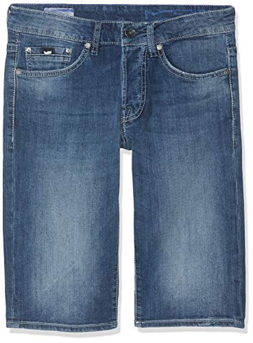 2f83fb200044d8 GAS Jeans Men's Anders Short Slim Jeans Not Applicable, Blue (Wk79 Wk79),