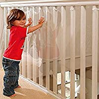 Safetots Banister Safety Plastic Guard