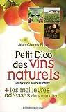 Petit dico des vins naturels par Botte