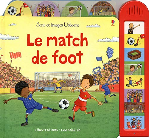 LE MATCH DE FOOT par Sam Taplin