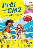 Prêt pour le CM2 - Cahier de vacances, révisions du CM1
