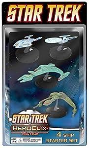 WizKids Star Trek HEROCLIX - Tactics - Starter Set