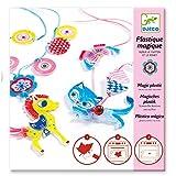 Djeco - Kreativ Set Magisches Plastik Die Katze und das Pony