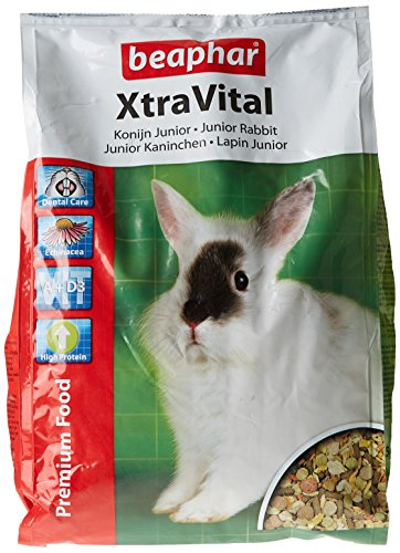 Beaphar - XtraVital, alimentation premium - jeune lapin...
