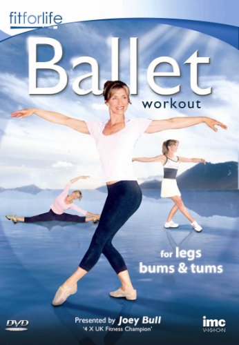 ballet-workout-for-legs-bums-tums-joey-bull-fit-for-life-series-edizione-regno-unito