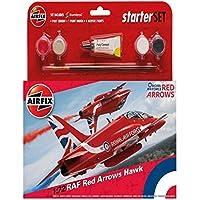 Airfix A55202B Other RAF Red Arrows Hawk 2015 Starter Set Model
