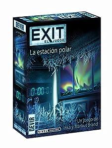 Devir - Exit: La estación polar, Ed. Español (BGEXIT6)
