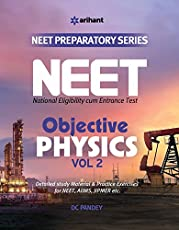 Objective Physics for NEET - Vol. 2