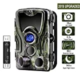 CARMATE [2019 Upgraded] Trail Camera, 16MP 1080P Wildlife Game Cam with Infrared Night - Best Reviews Guide
