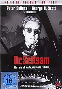 Dr. Seltsam oder wie ich lernte, die Bombe zu lieben [2 DVDs]