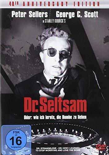 Dr. Seltsam oder wie ich lernte, die Bombe zu lieben [2 DVDs] hier kaufen