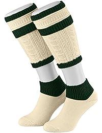 Tobeni 2-teilig Herren Loferl Stutzen Trachtenstrümpfe Trachten Socken
