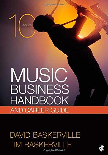 Music Business Handbook and Career Guide (Music Business Handbook & Career Guide)
